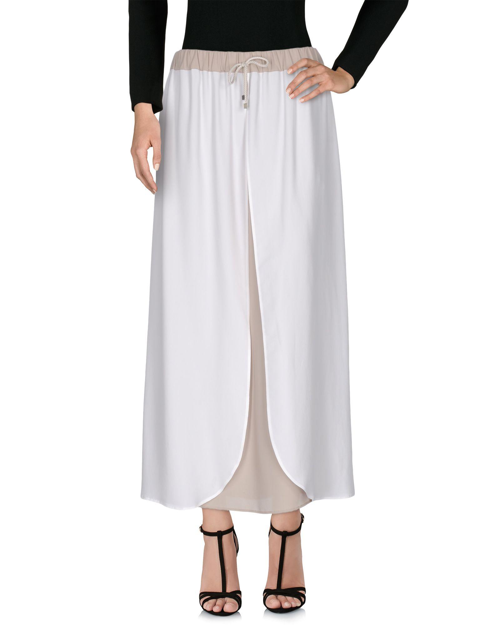 LORENA ANTONIAZZI Длинная юбка lorena antoniazzi pубашка