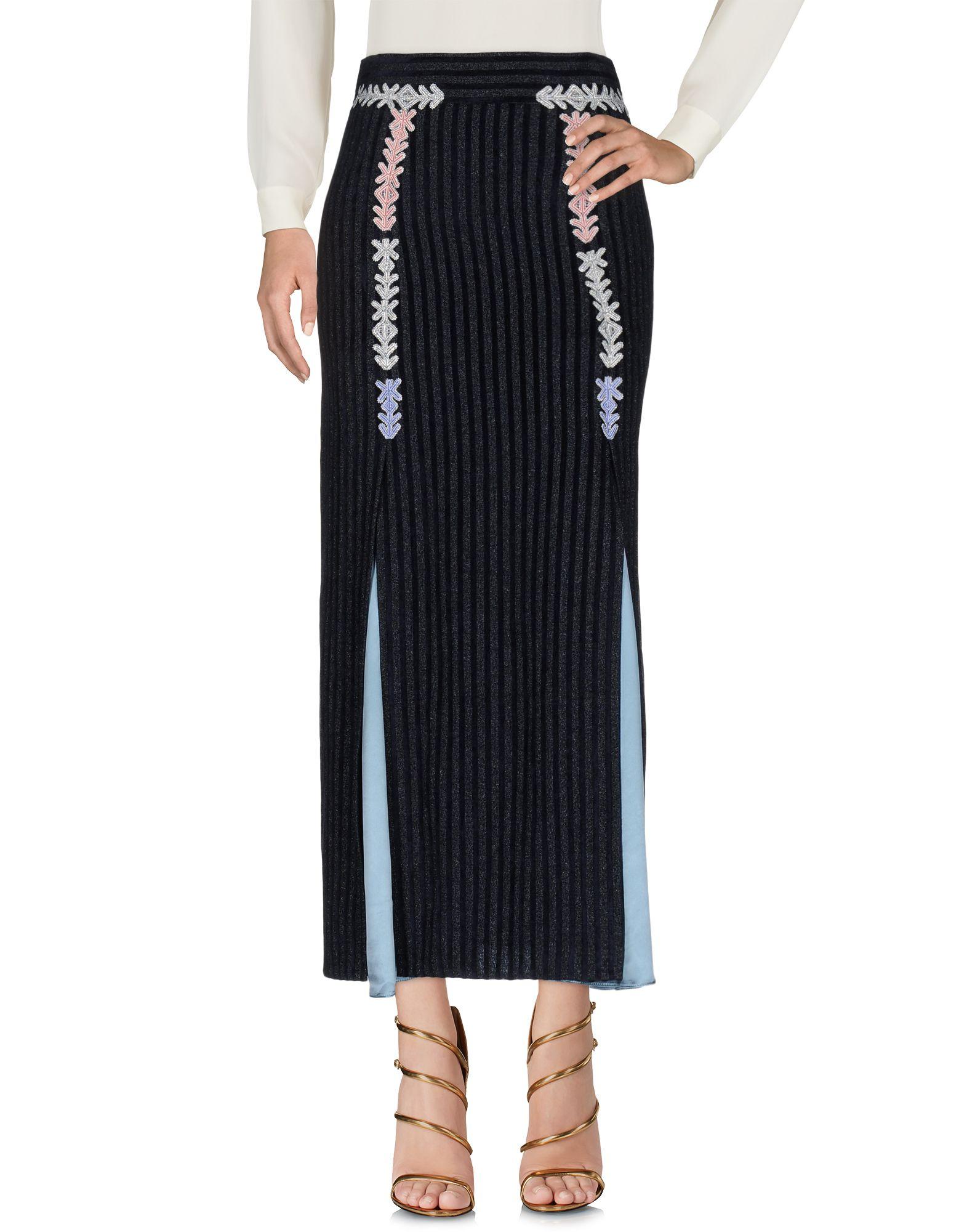 Фото PETER PILOTTO Длинная юбка. Купить с доставкой