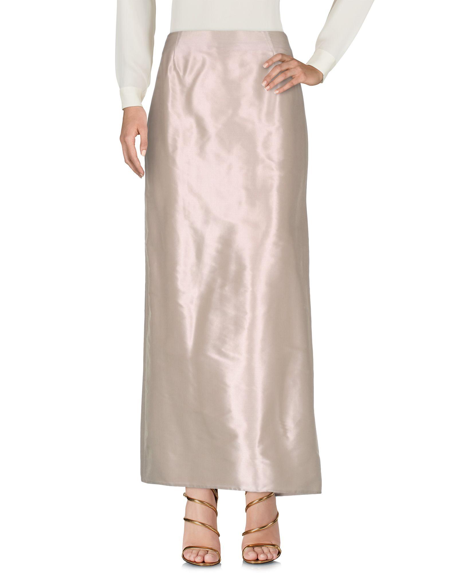 лучшая цена BARBARA SCHWARZER Длинная юбка