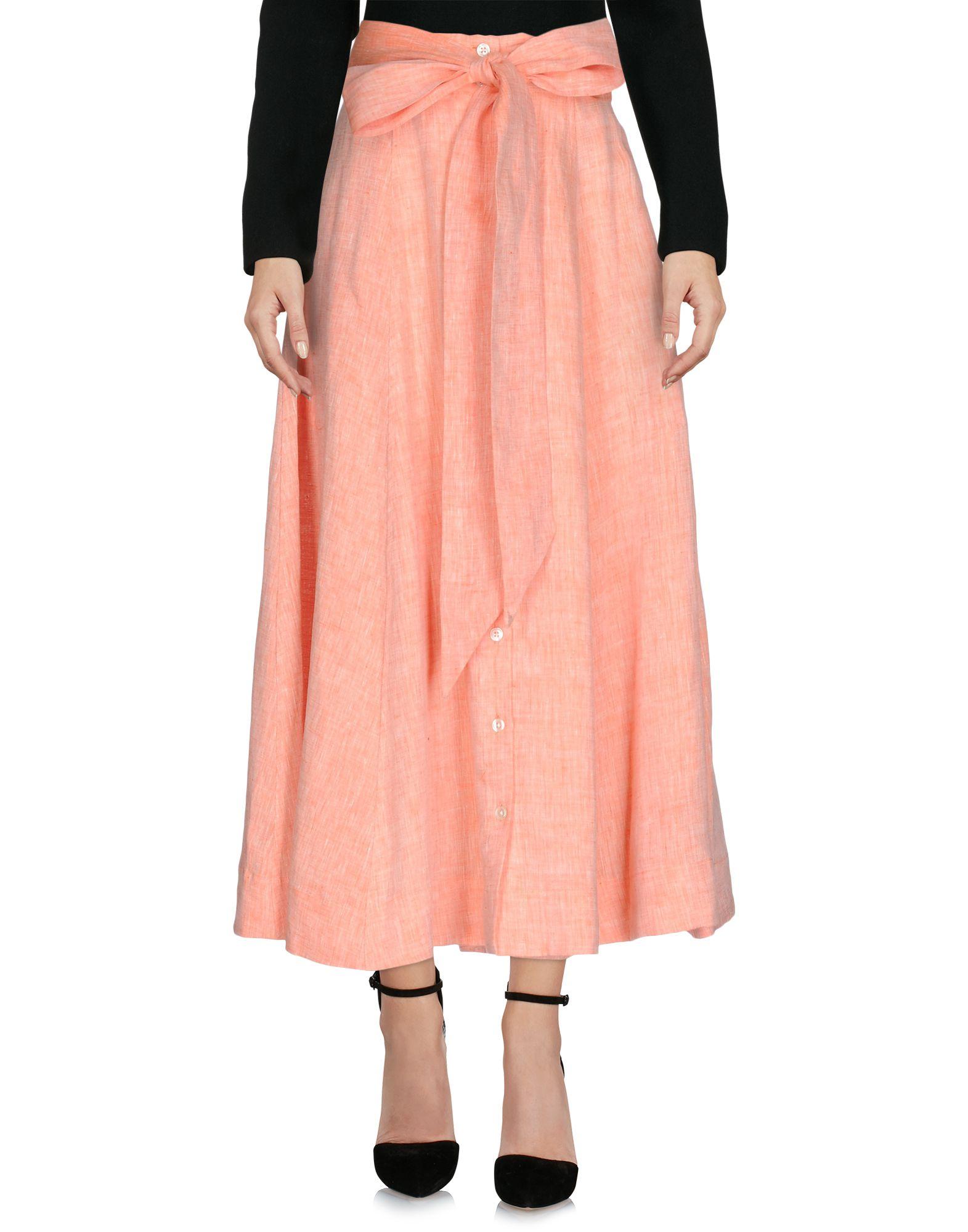 LISA MARIE FERNANDEZ Юбка длиной 3/4 lisa corti платье длиной 3 4