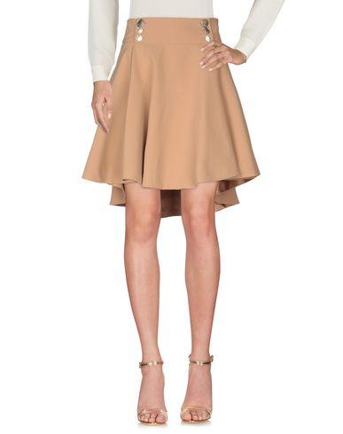Купить Мини-юбка цвет верблюжий