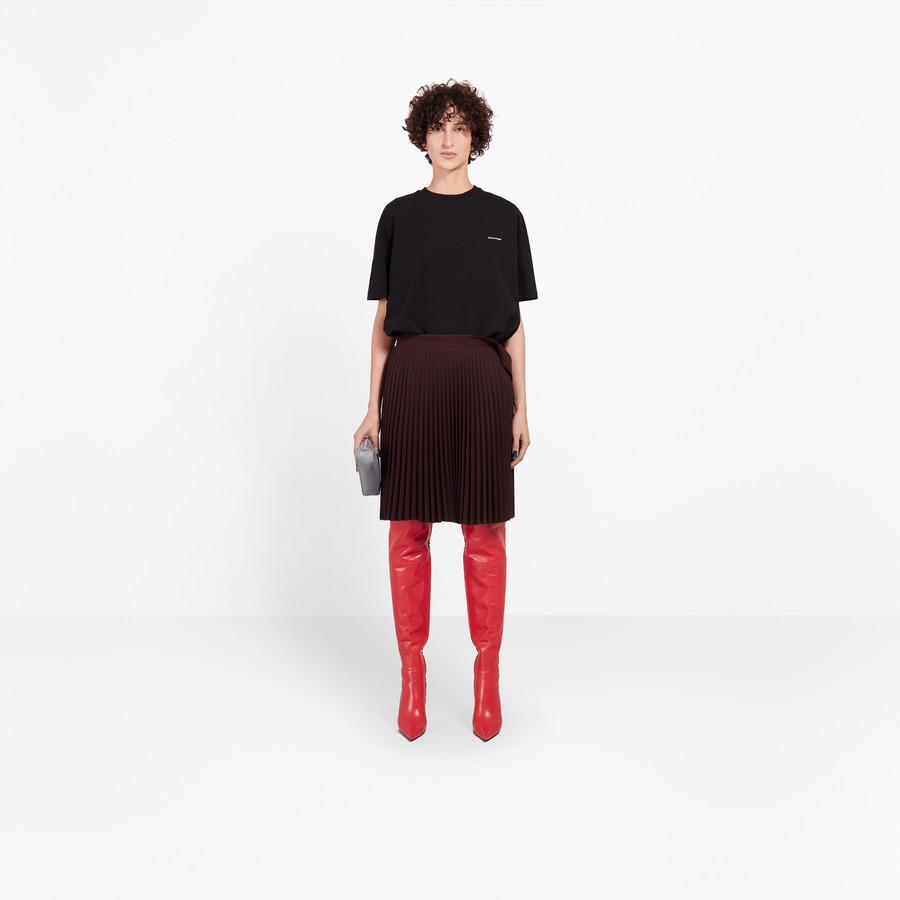 BALENCIAGA De top a falda Faldas D g