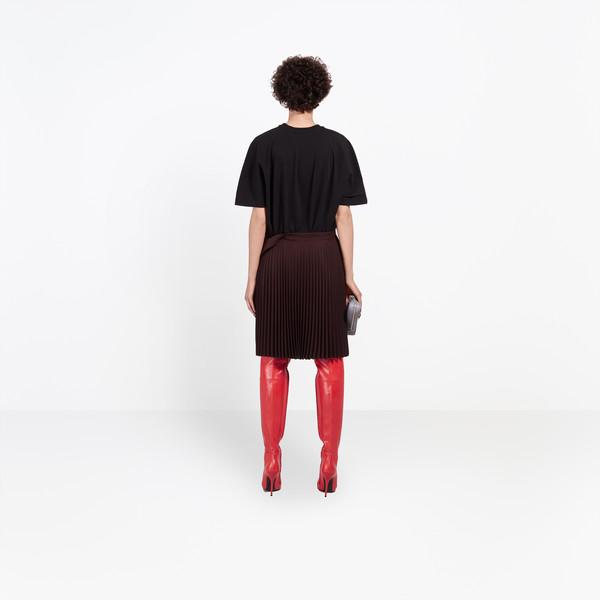 BALENCIAGA Skirt D Top to Skirt h