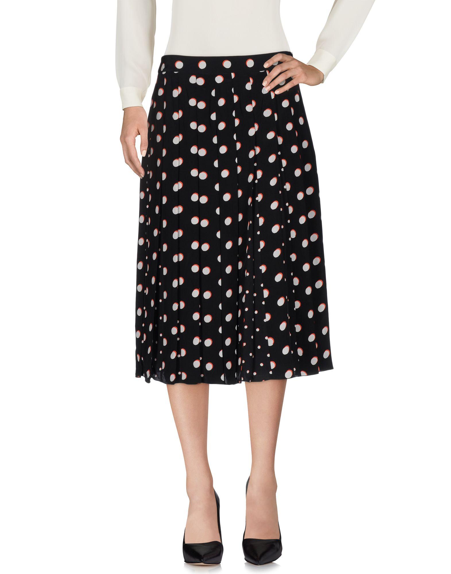 MARC JACOBS Юбка длиной 3/4 marc jacobs платье длиной 3 4