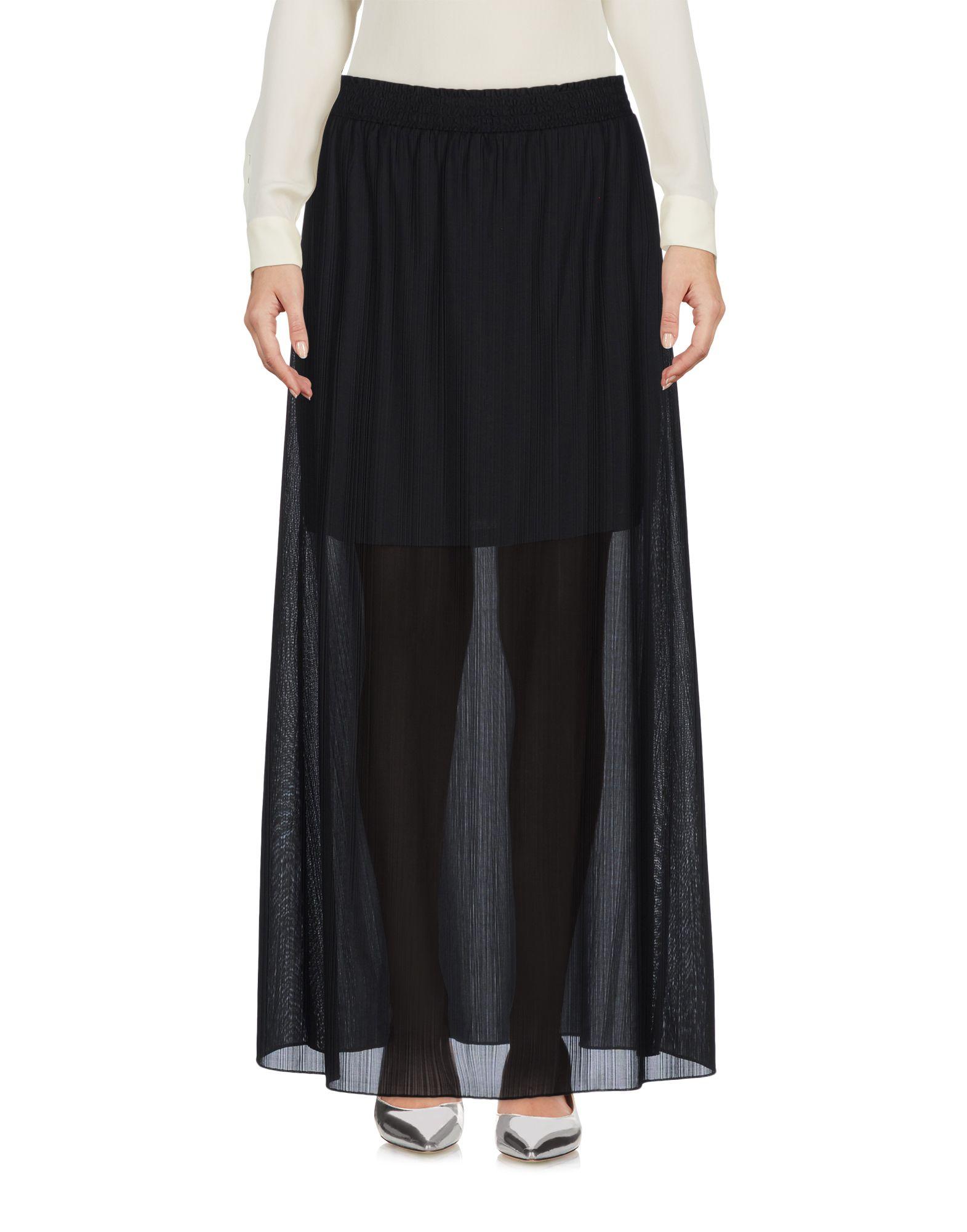 ONLY Длинная юбка rubies длинная гавайская юбка