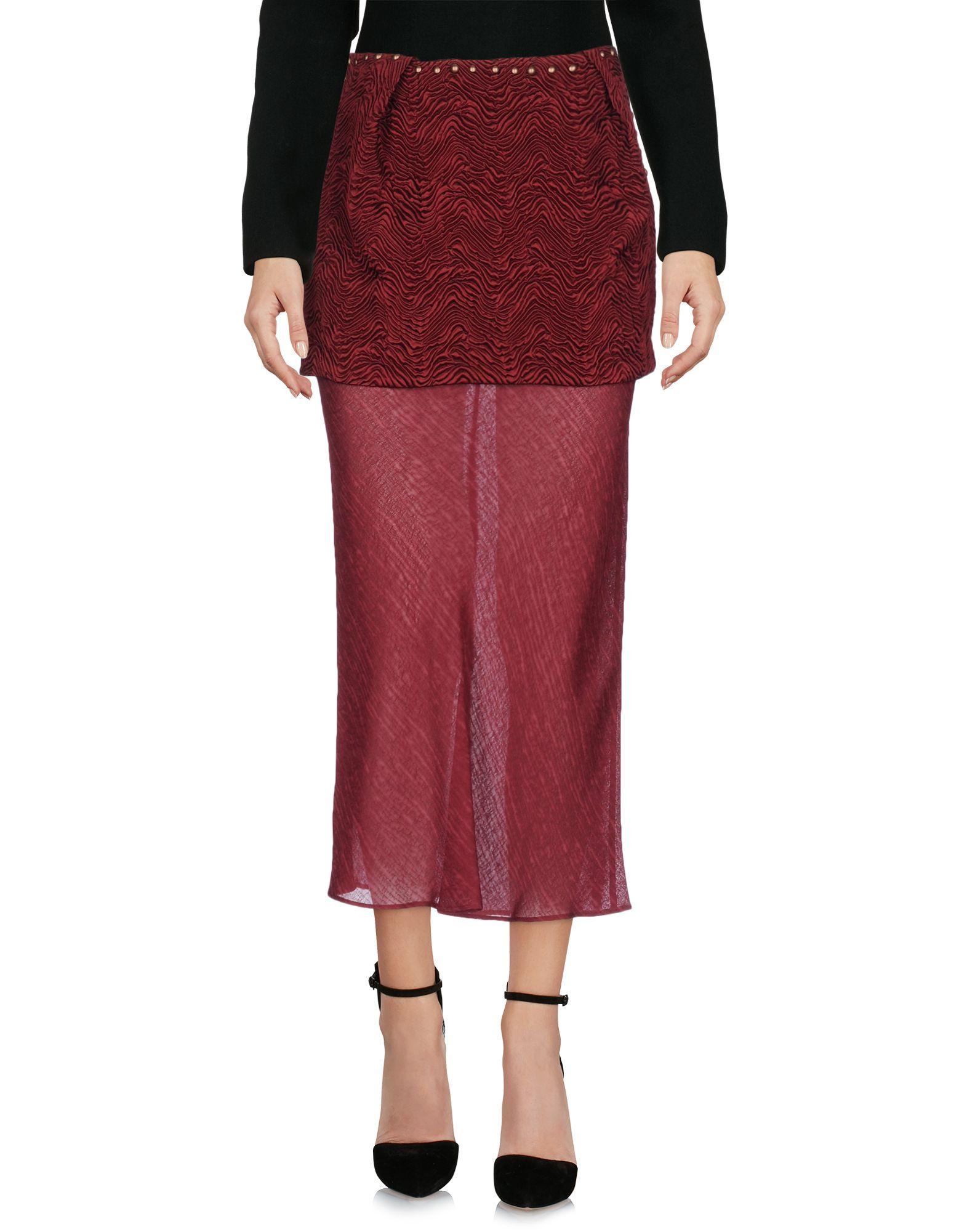 MAISON MARGIELA Юбка длиной 3/4 protagonist юбка длиной 3 4