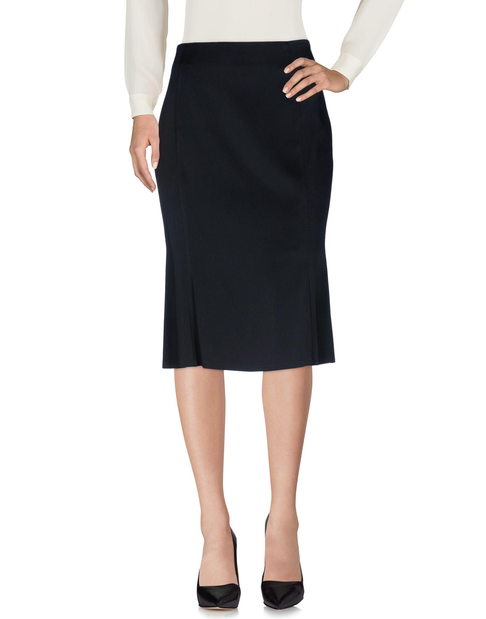 THANA Юбка длиной 3/4 moschino couture юбка длиной 3 4