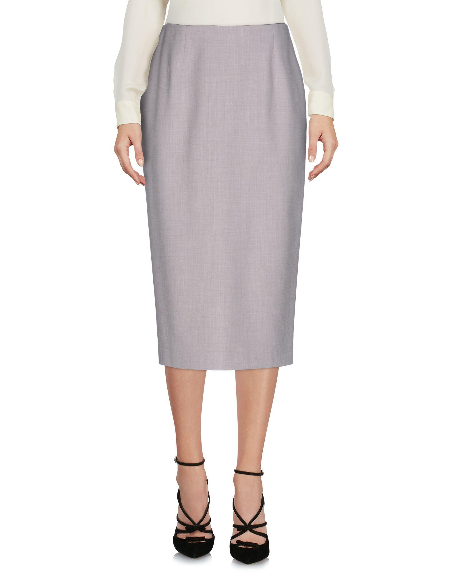FONTANA COUTURE Юбка длиной 3/4 fontana couture юбка длиной 3 4