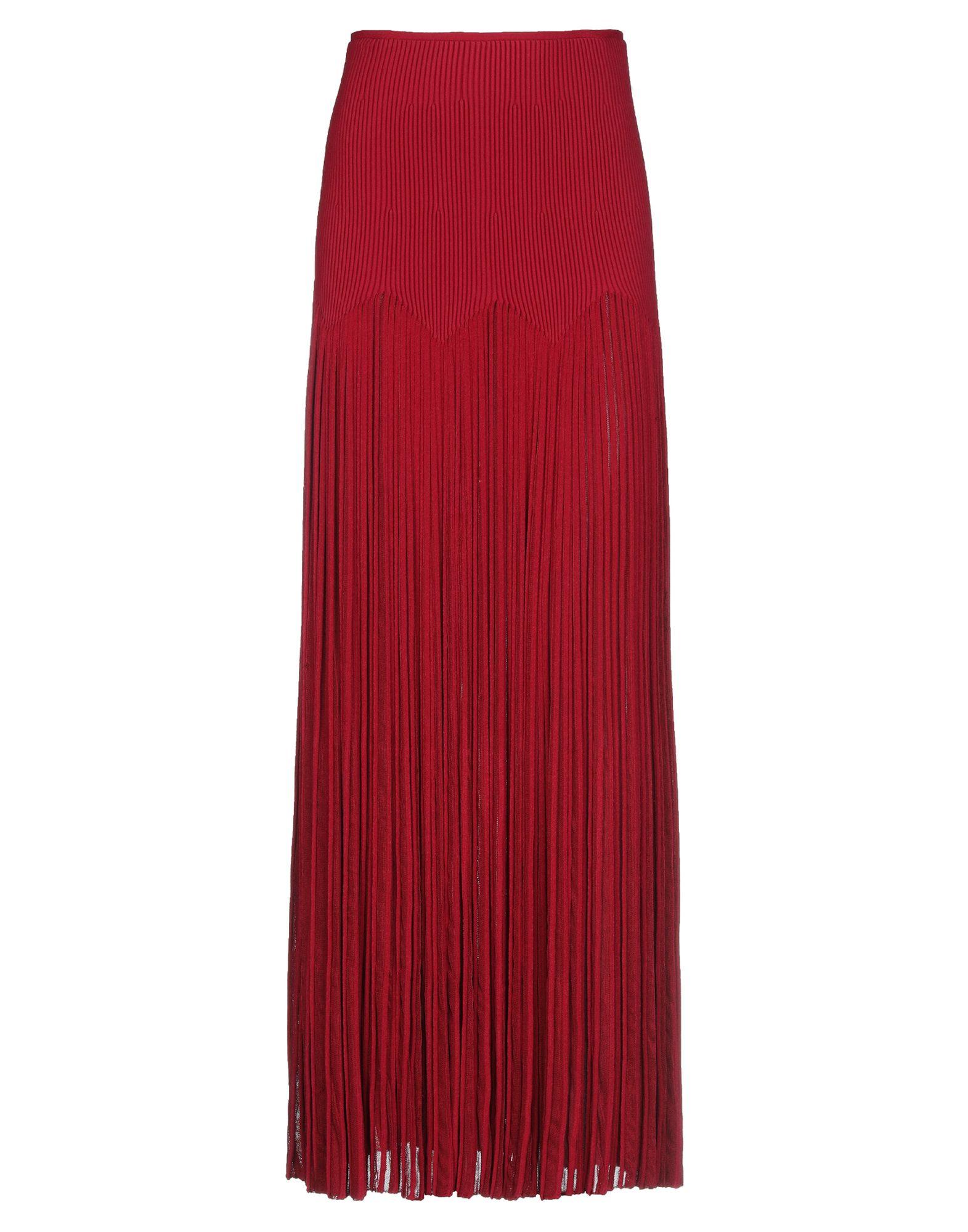 ALAÏA Длинная юбка цены онлайн