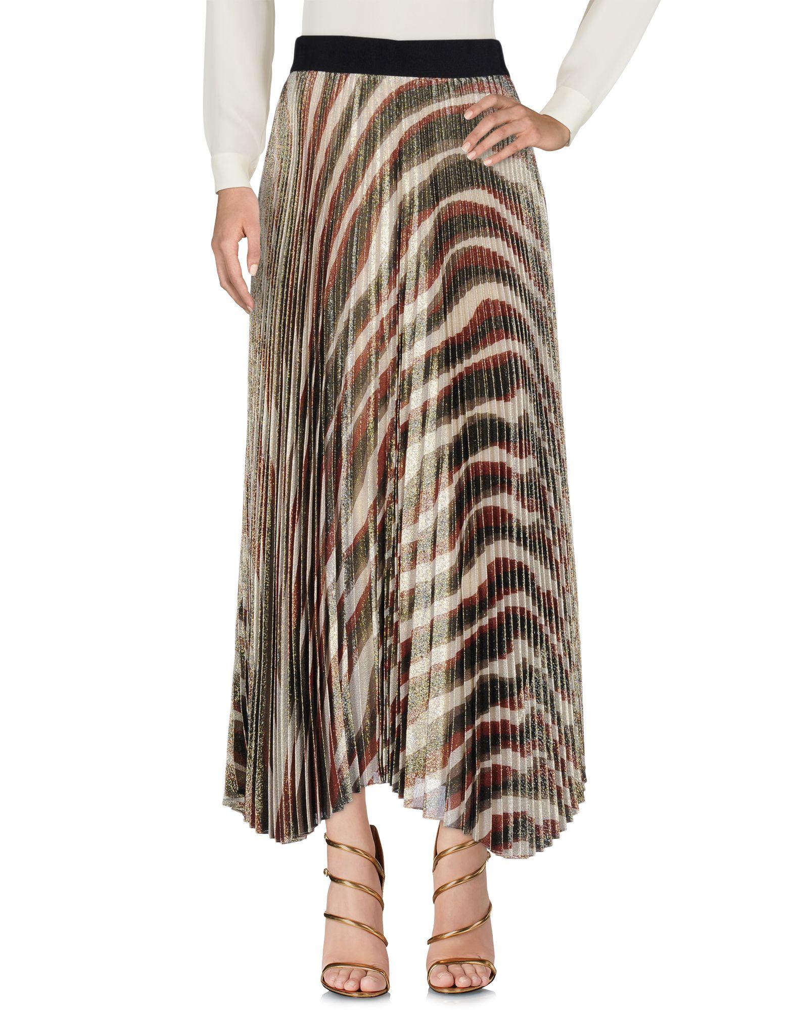 где купить  ALICE + OLIVIA Длинная юбка  по лучшей цене