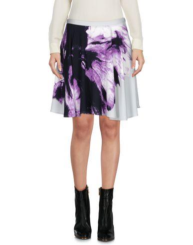 Купить Мини-юбка от BLUE LES COPAINS светло-серого цвета