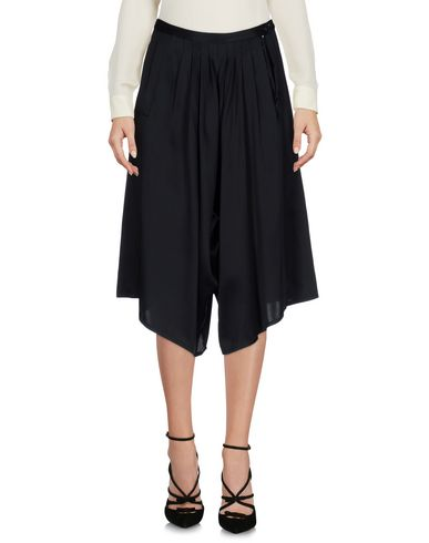 PAOLO ERRICO TROUSERS Bermuda shorts Women