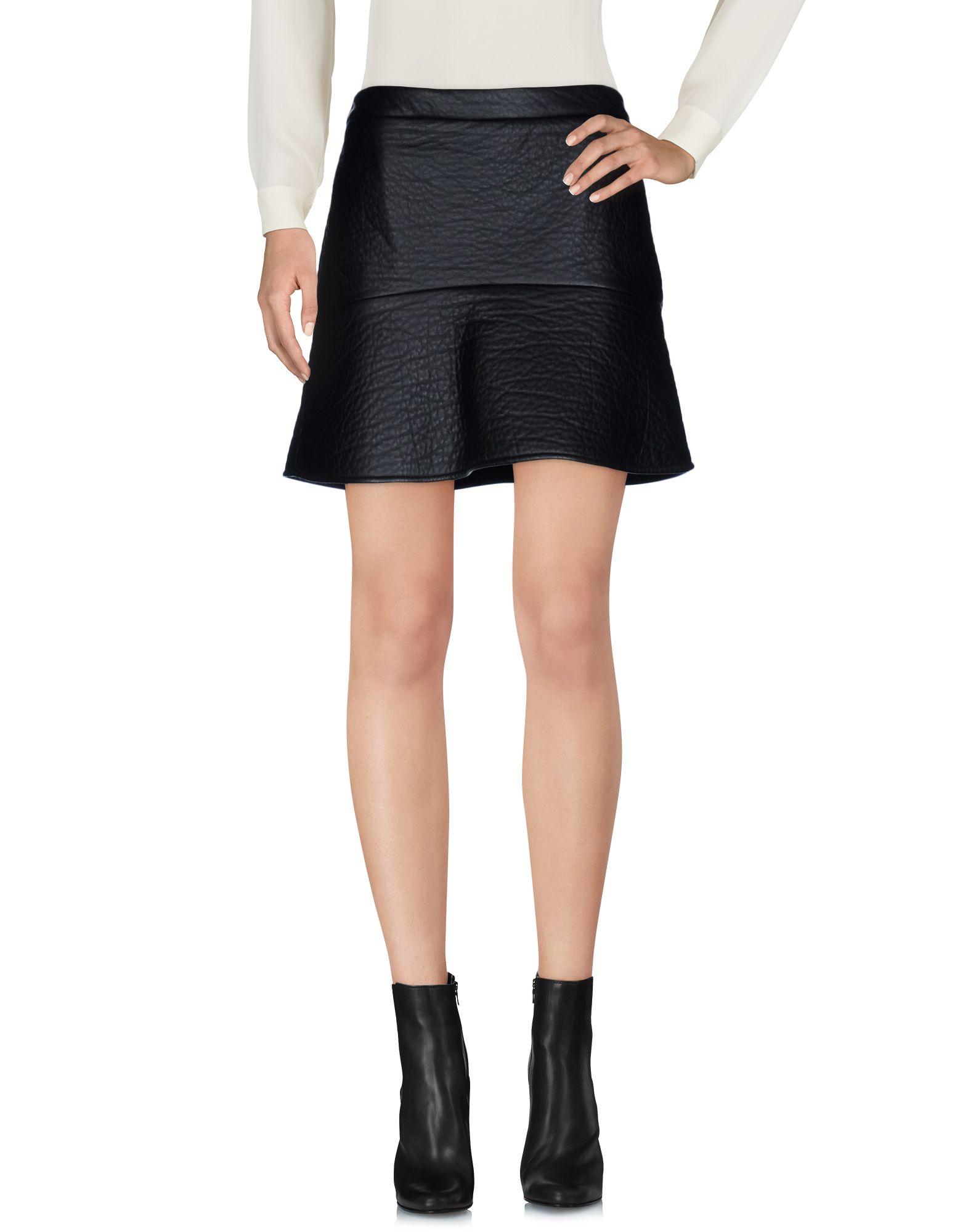 SUPERTRASH Мини-юбка supertrash мини юбка