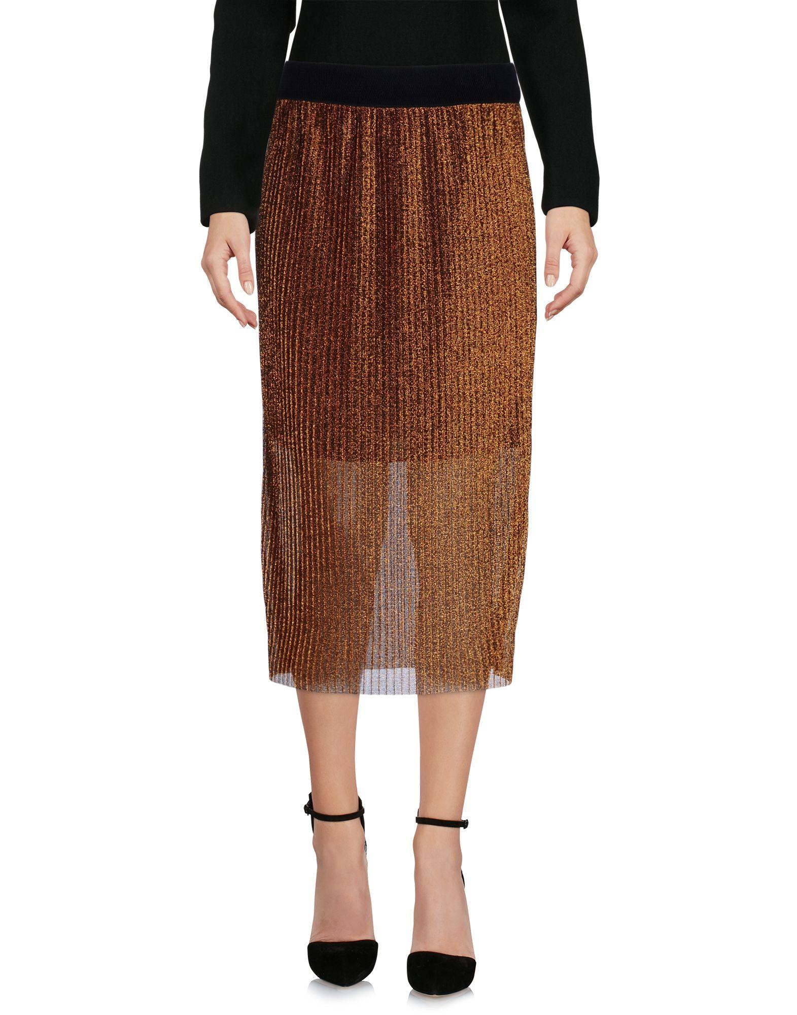 PLEASE Юбка длиной 3/4 moschino couture юбка длиной 3 4