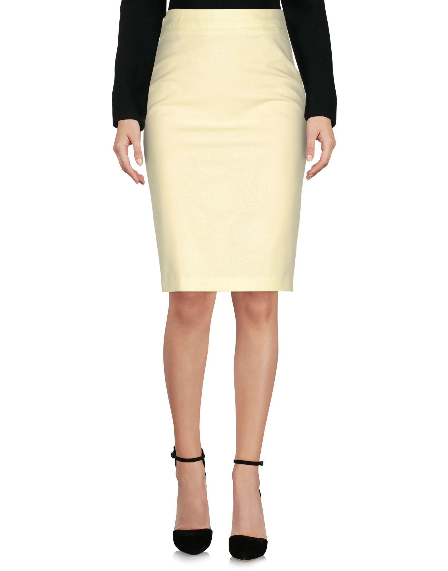GUESS BY MARCIANO Юбка длиной 3/4 юбка marciano guess 62g719 7980z g434
