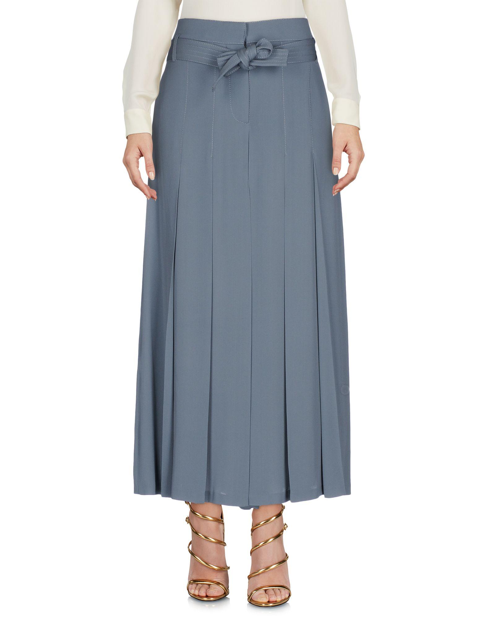 Фото VALENTINO Длинная юбка. Купить с доставкой
