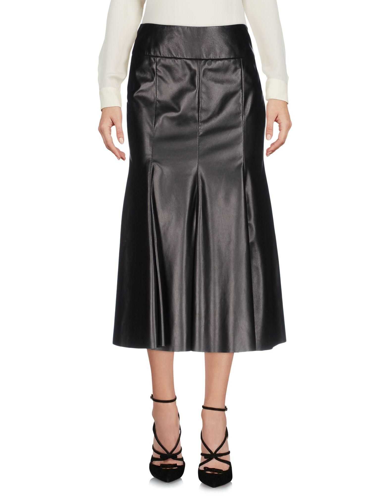 DROMe Юбка длиной 3/4 юбка drome юбка