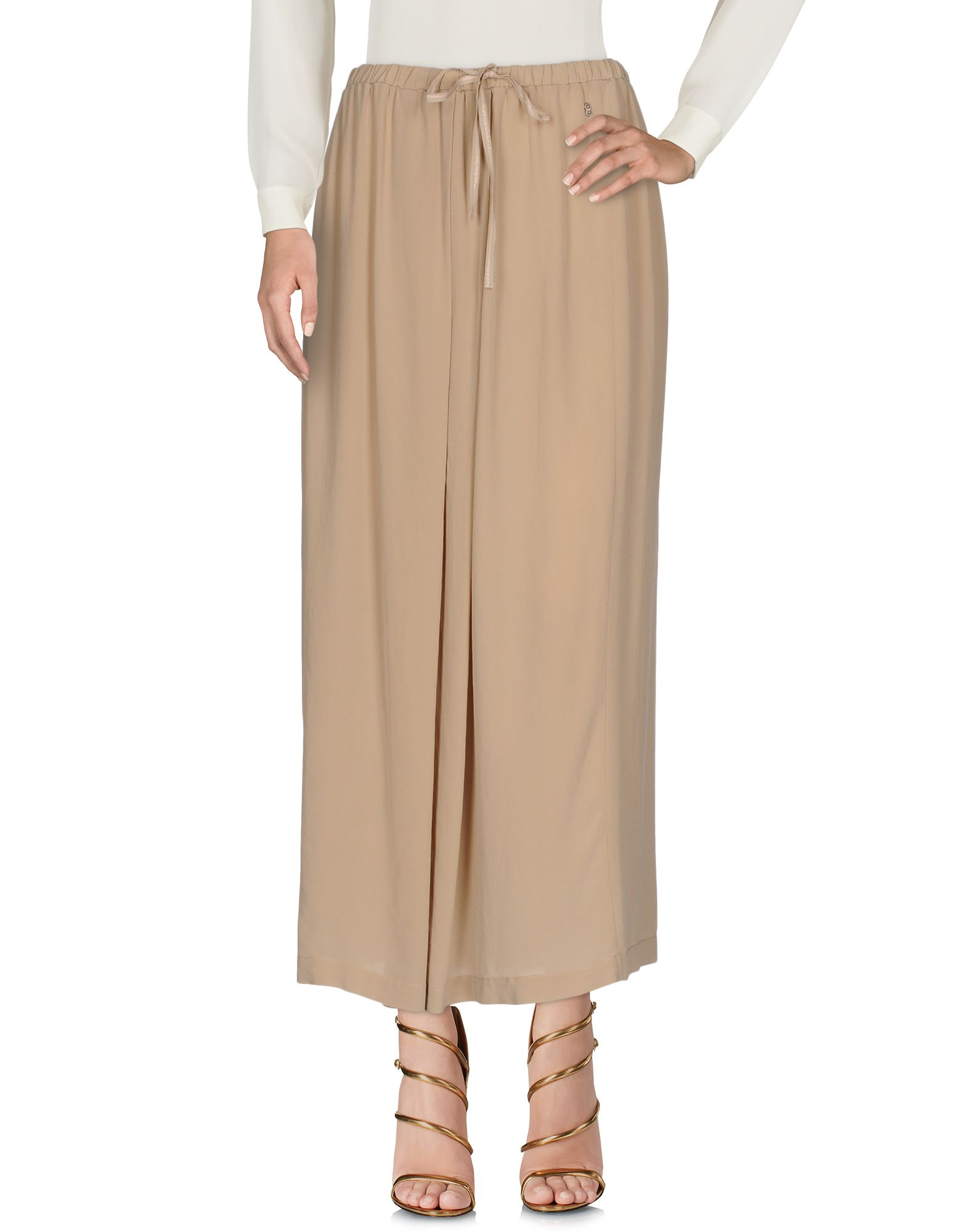 OTTOD'AME Длинная юбка rubies длинная гавайская юбка