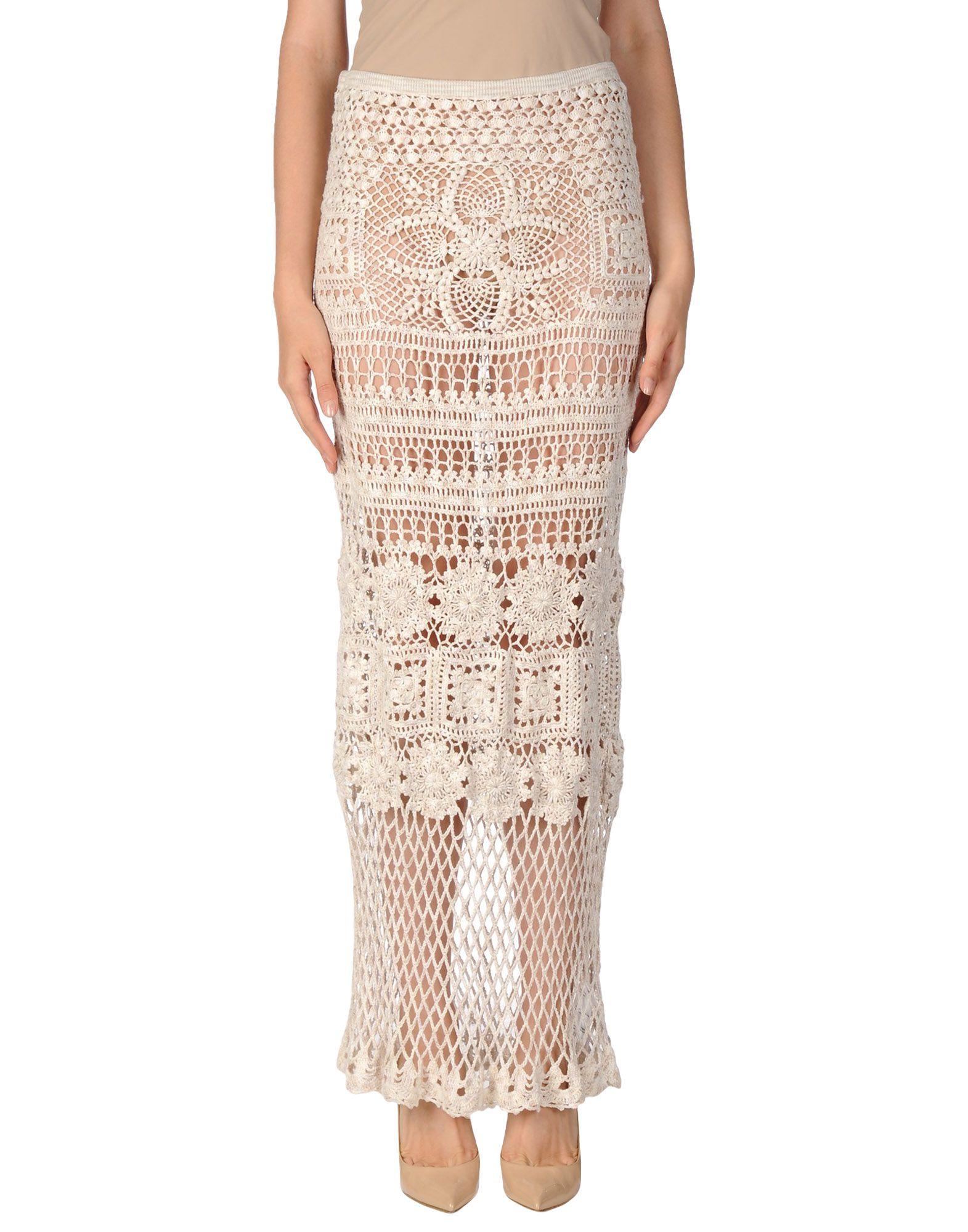 ODD MOLLY Длинная юбка odd molly платье до колена
