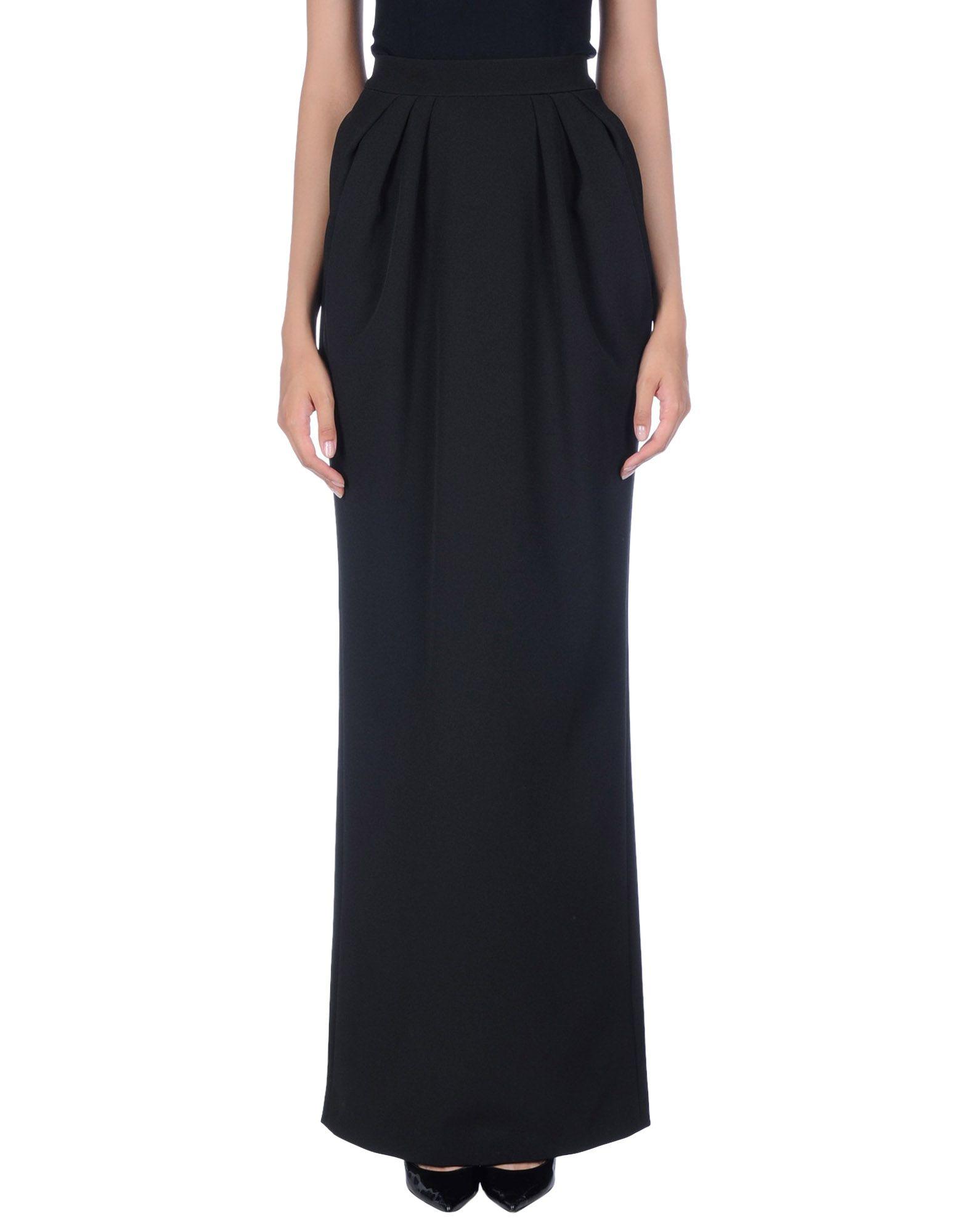 EMANUEL UNGARO Длинная юбка цены онлайн
