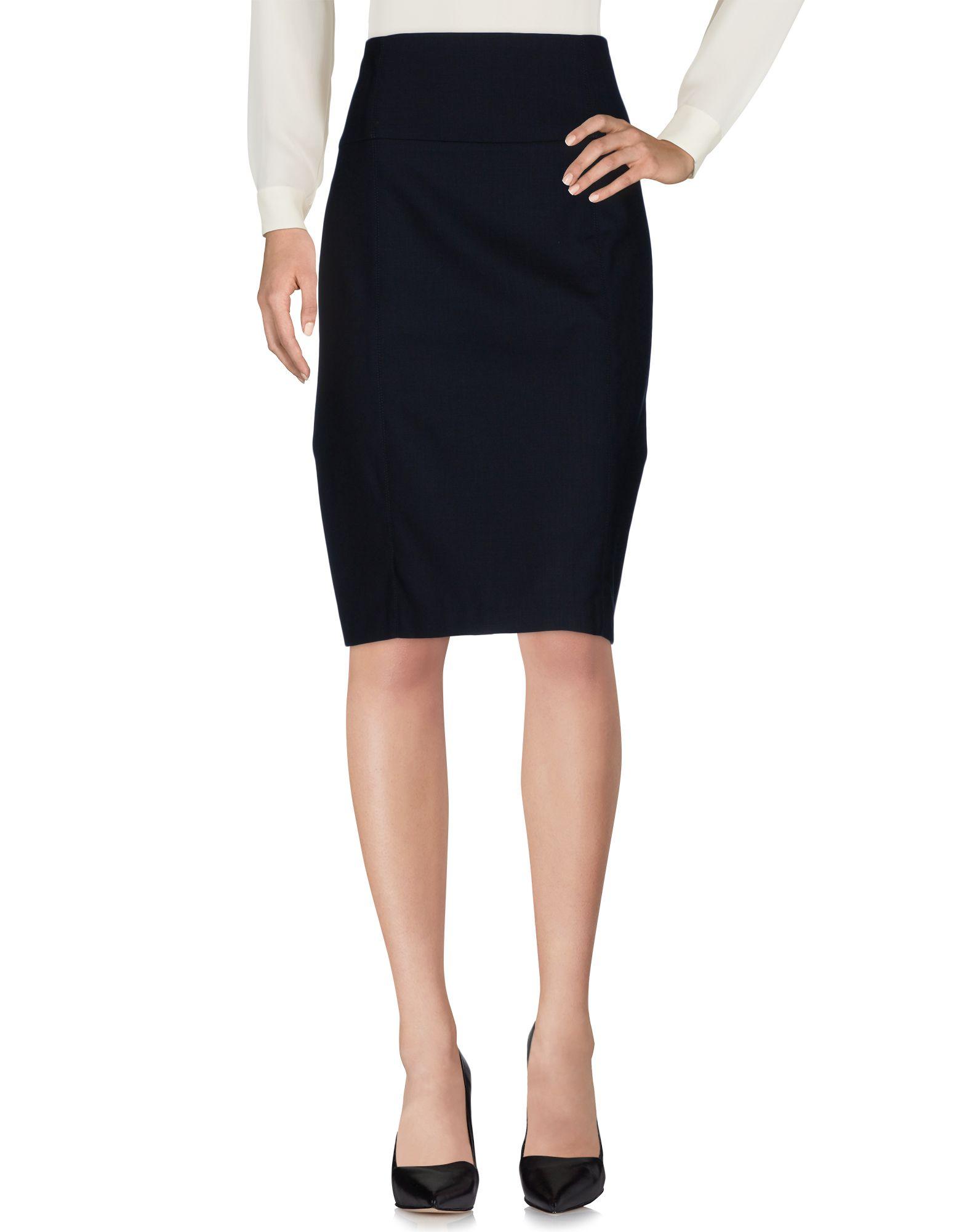 GUNEX Юбка длиной 3/4 moschino couture юбка длиной 3 4