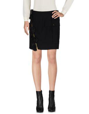 Graustein Angebote EMANUEL UNGARO Damen Minirock Farbe Schwarz Größe 5