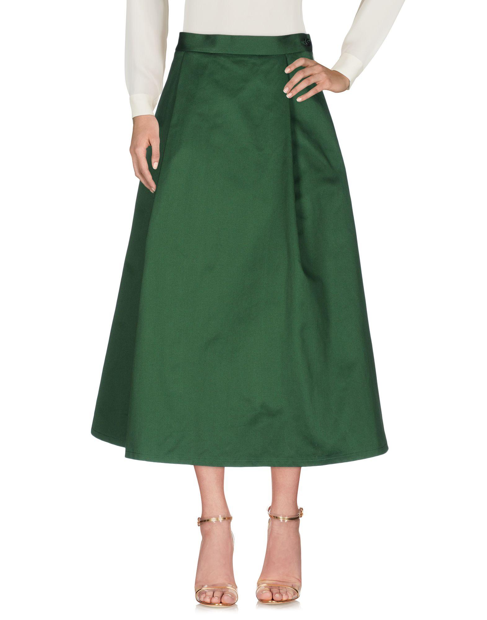 BARENA Длинная юбка barena длинная юбка