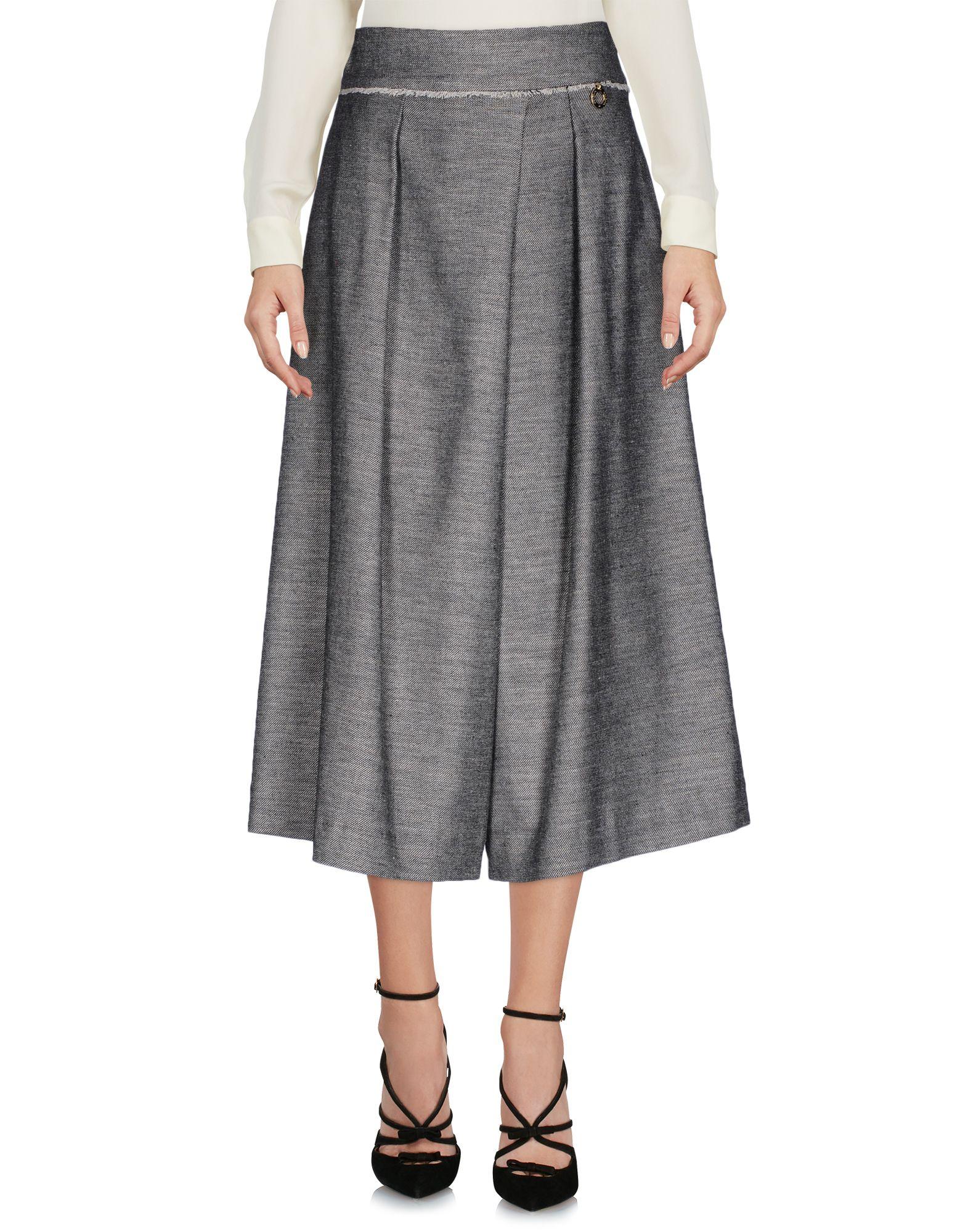 MANGANO Юбка длиной 3/4 moschino couture юбка длиной 3 4