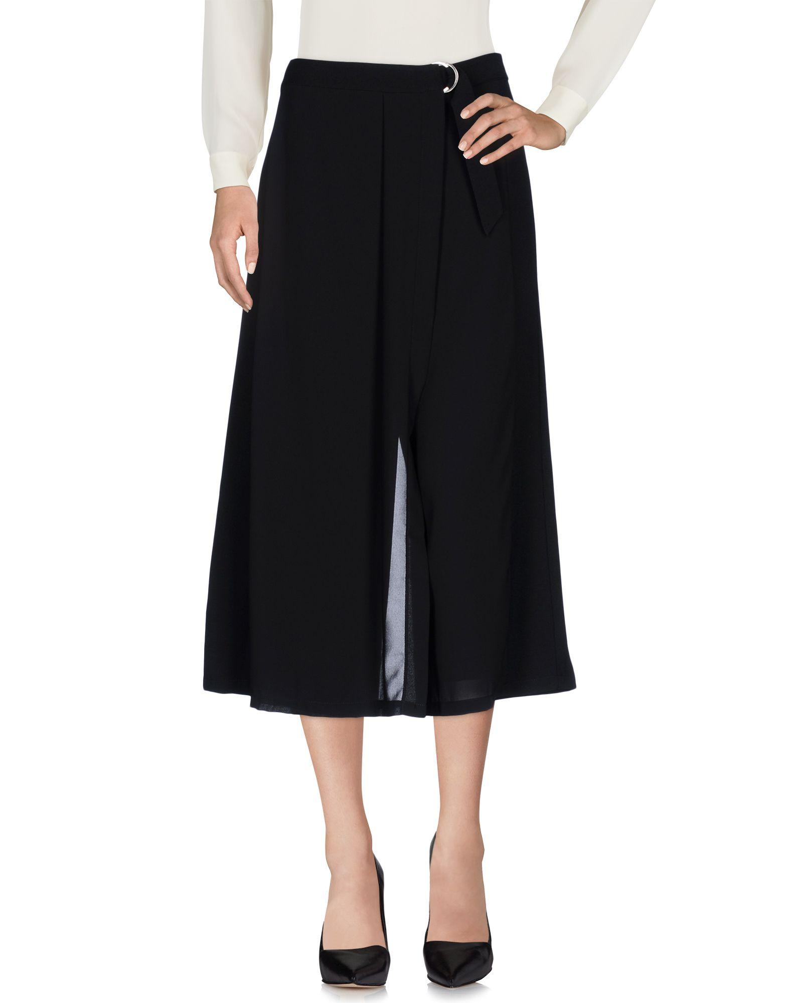 JOVONNA Юбка длиной 3/4 moschino couture юбка длиной 3 4