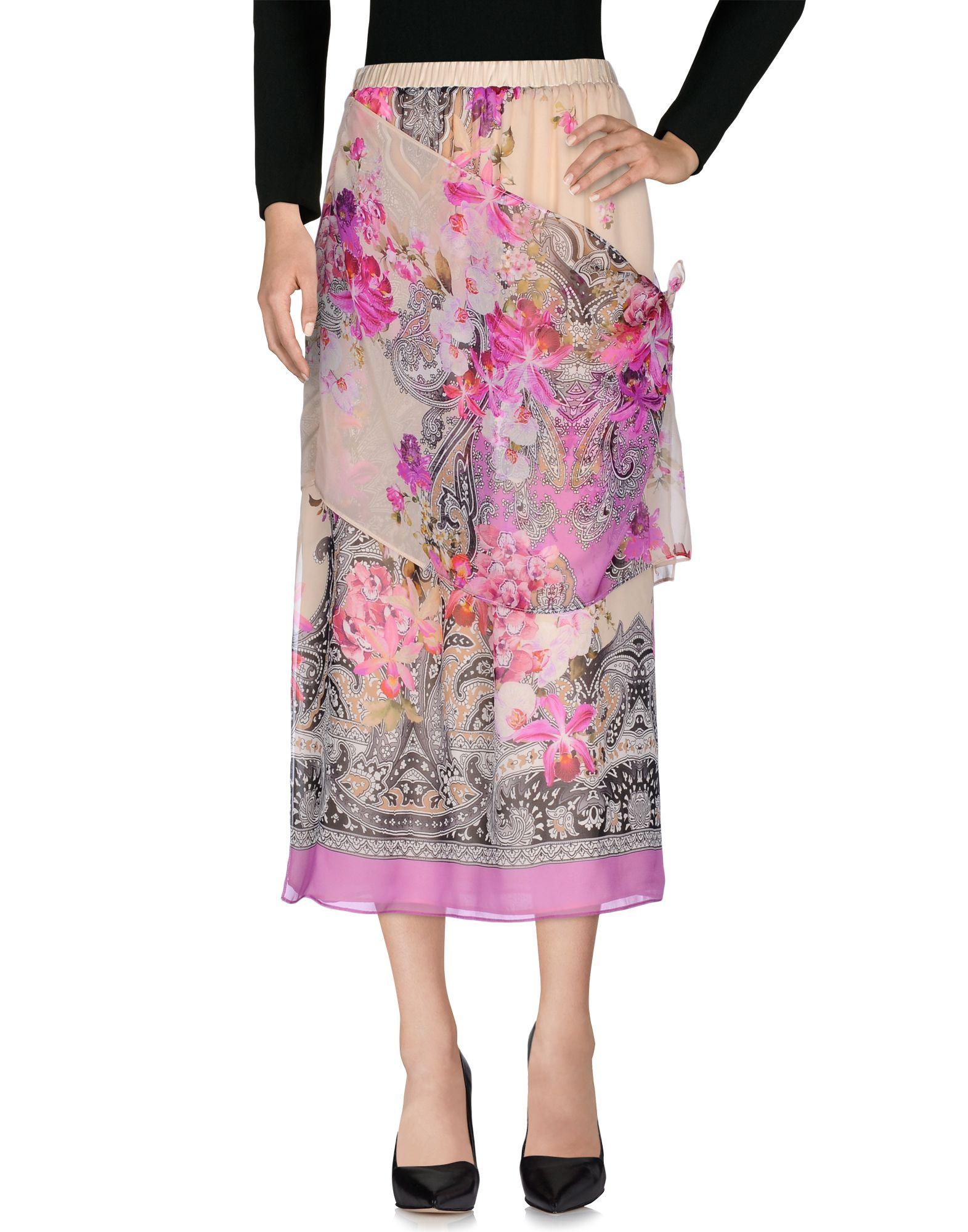 MARTA PALMIERI Юбка длиной 3/4 moschino couture юбка длиной 3 4