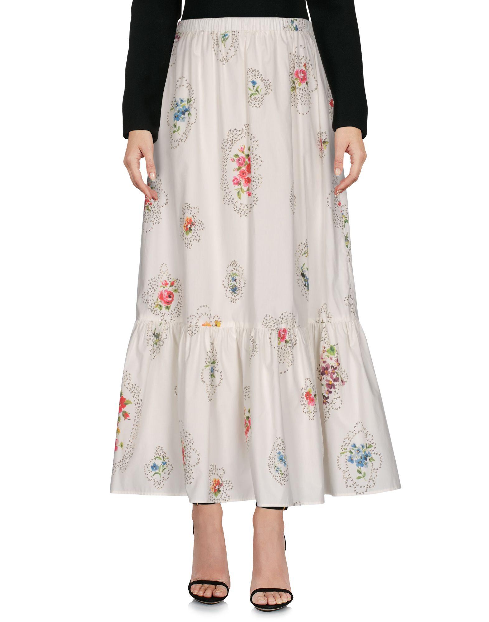 REDValentino Длинная юбка