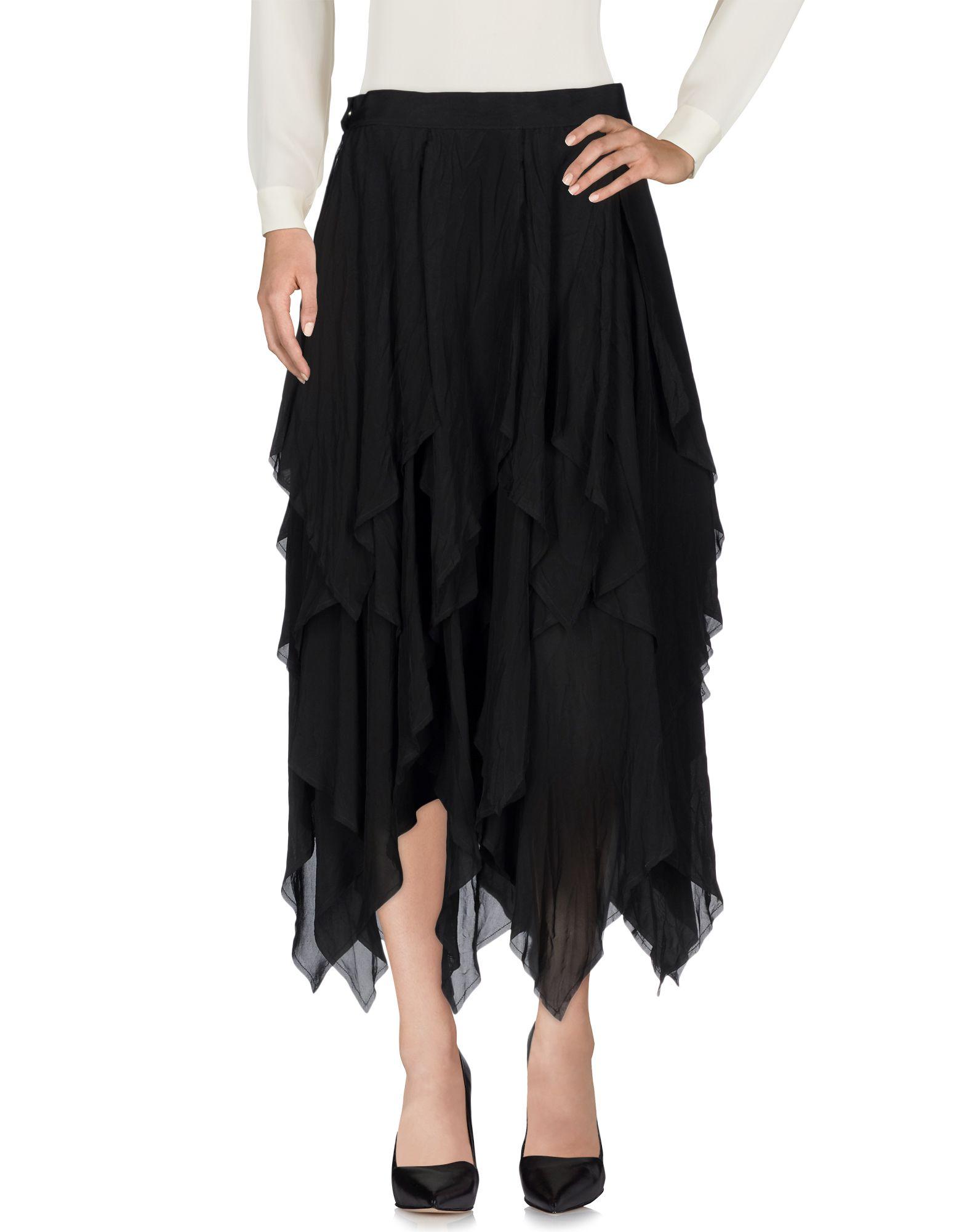 LOEWE Юбка длиной 3/4 es givien юбка длиной 3 4