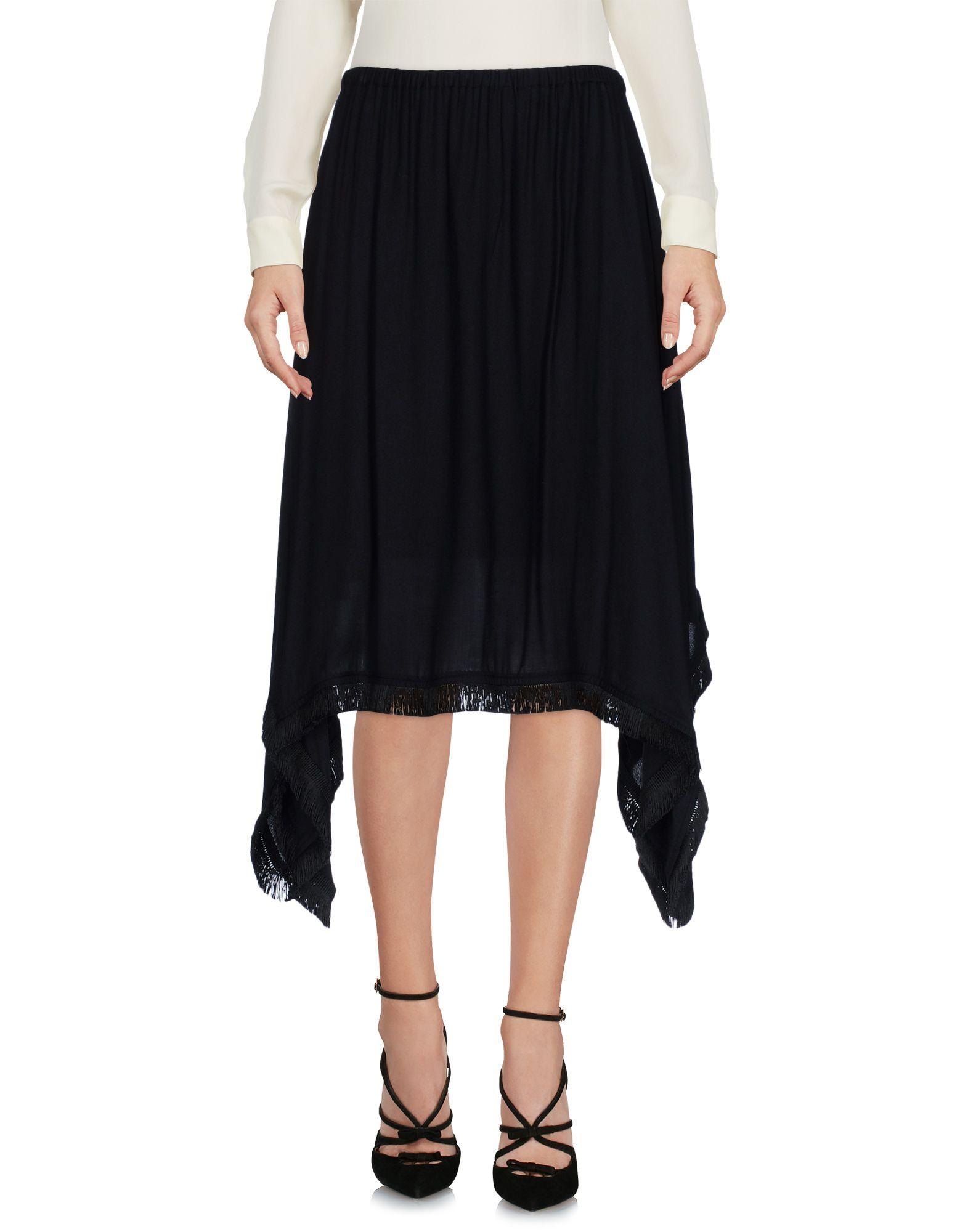ELISABETTA FRANCHI Юбка длиной 3/4 moschino couture юбка длиной 3 4