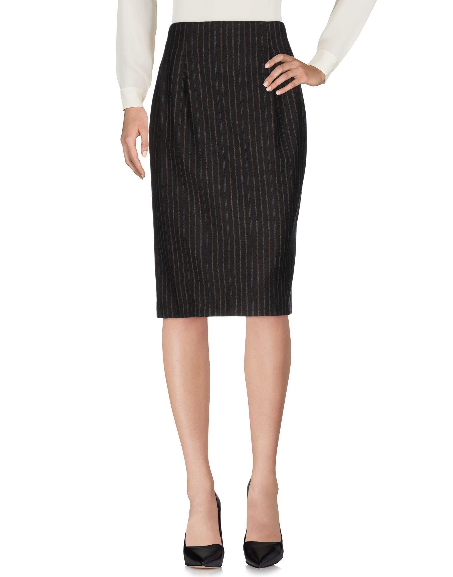 FONTANA COUTURE Юбка длиной 3/4 alma couture юбка длиной 3 4