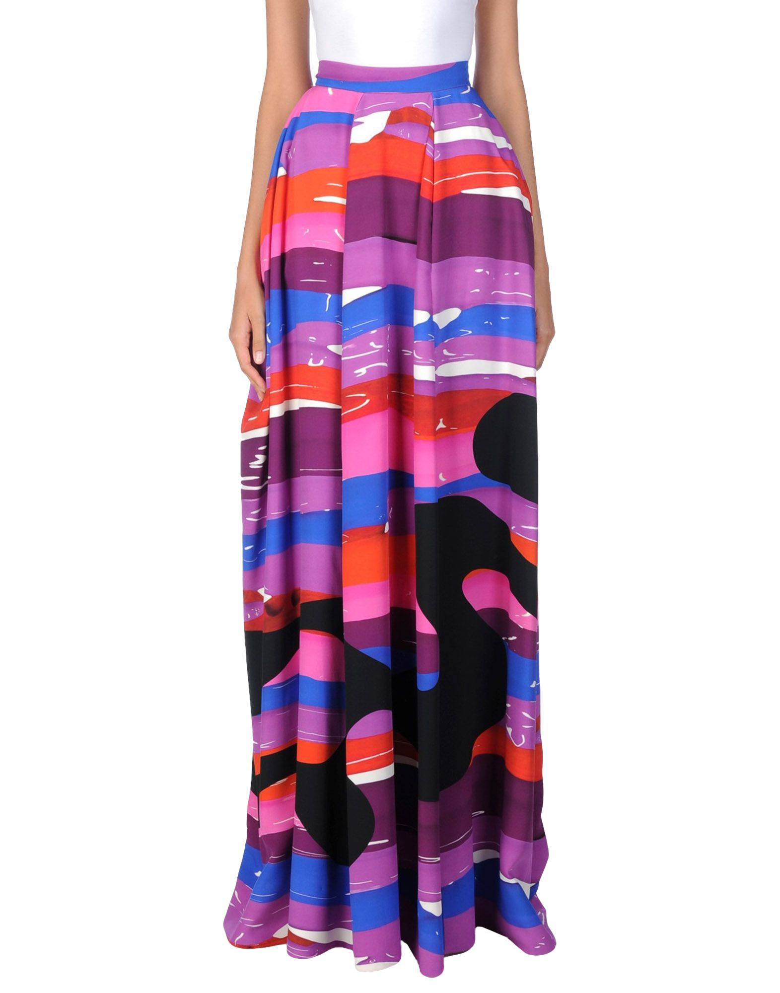 цена  ROKSANDA Длинная юбка  онлайн в 2017 году