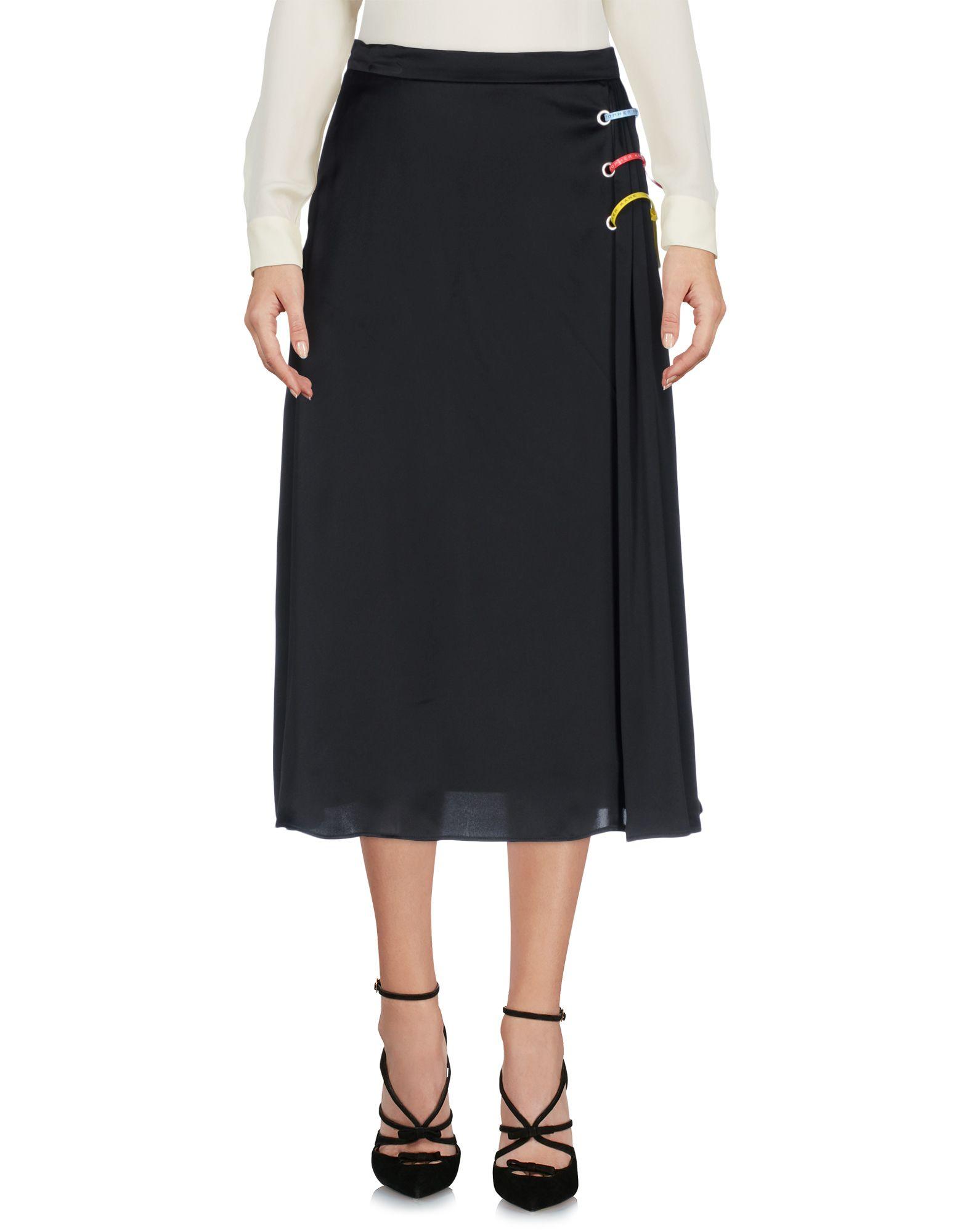 CHRISTOPHER KANE Юбка длиной 3/4 christopher kane прямое платье