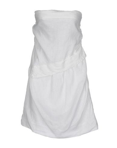 Короткое платье от 120% LINO