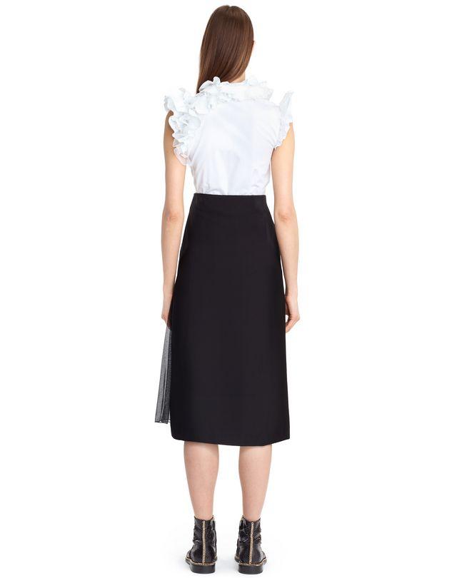LANVIN CADY SKIRT Skirt D d