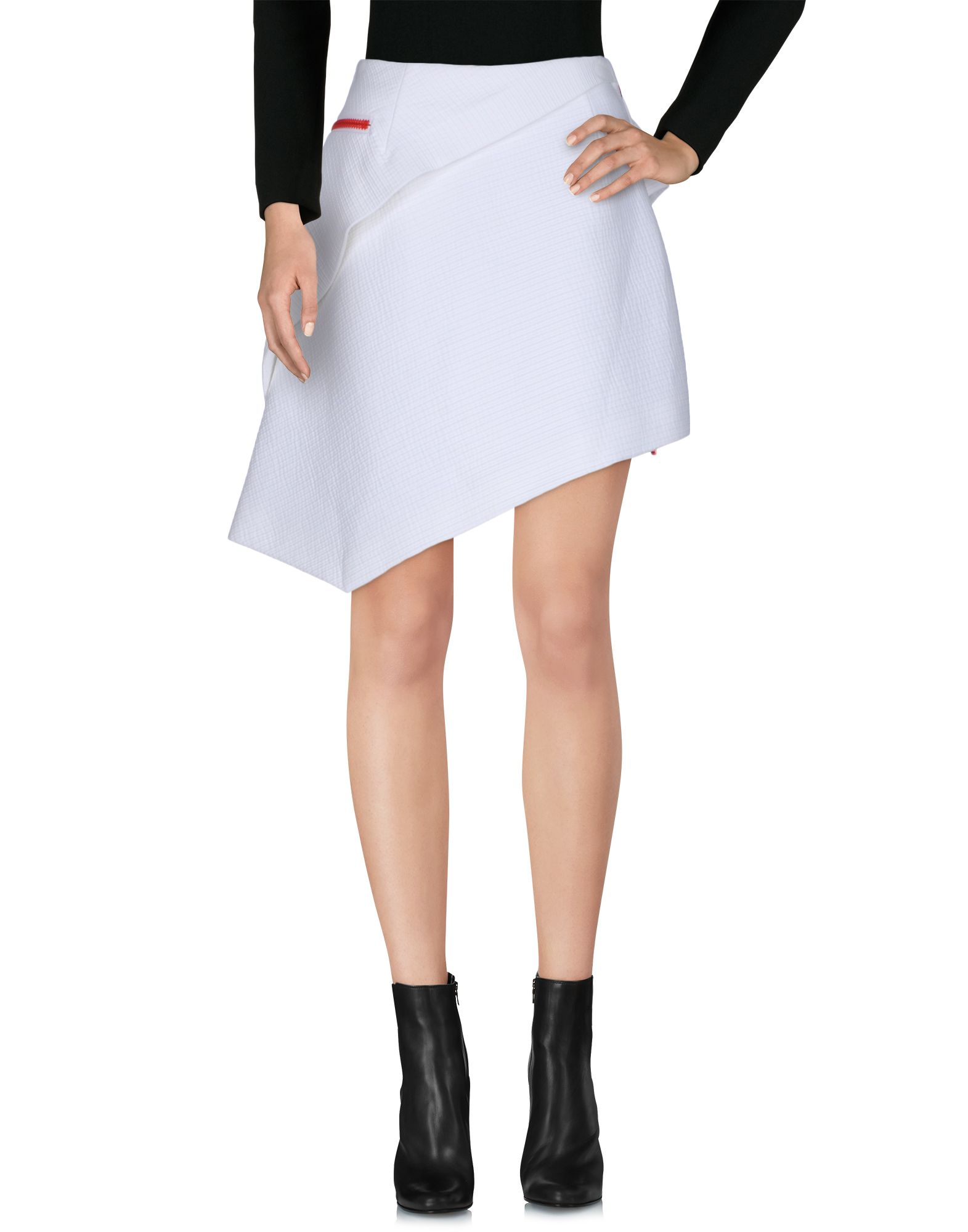 PREEN by THORNTON BREGAZZI Мини-юбка цены онлайн