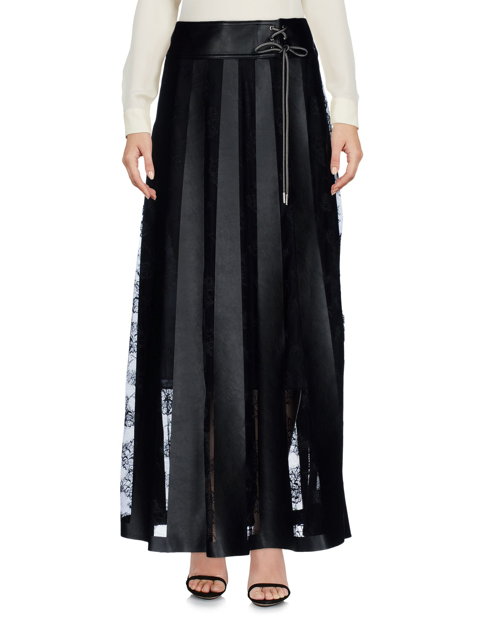CHRISTOPHER KANE Длинная юбка christopher kane платье длиной 3 4
