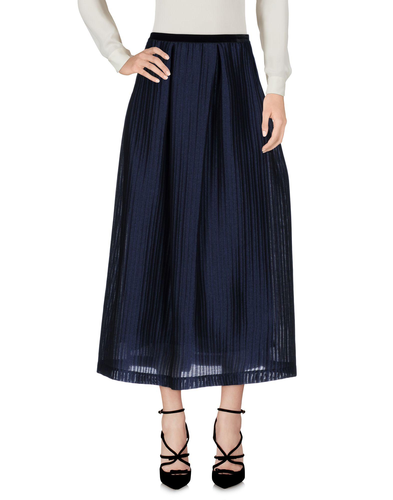 RAME Юбка длиной 3/4 rame короткое платье