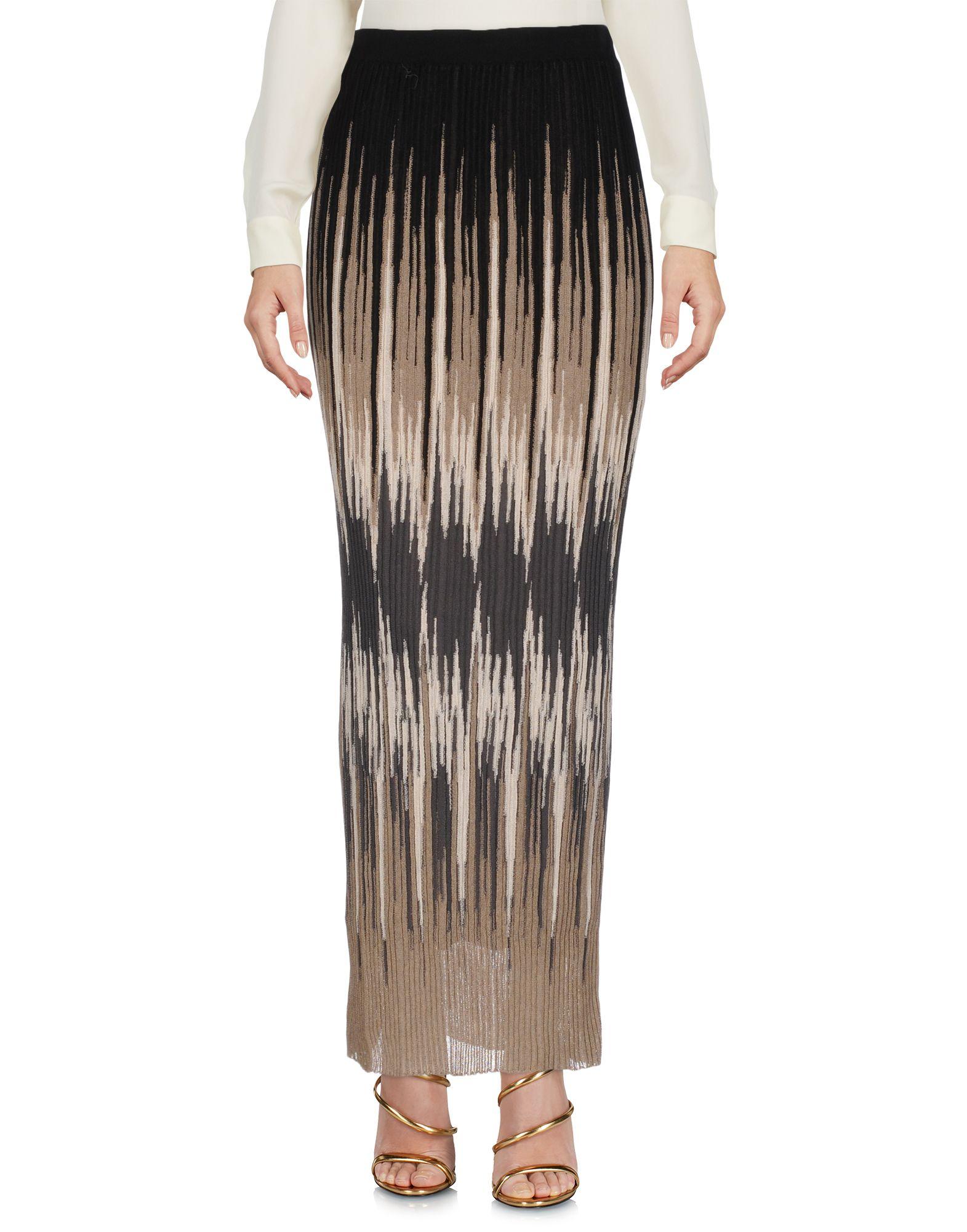 stefanel юбка pg011d 71707 900 STEFANEL Длинная юбка
