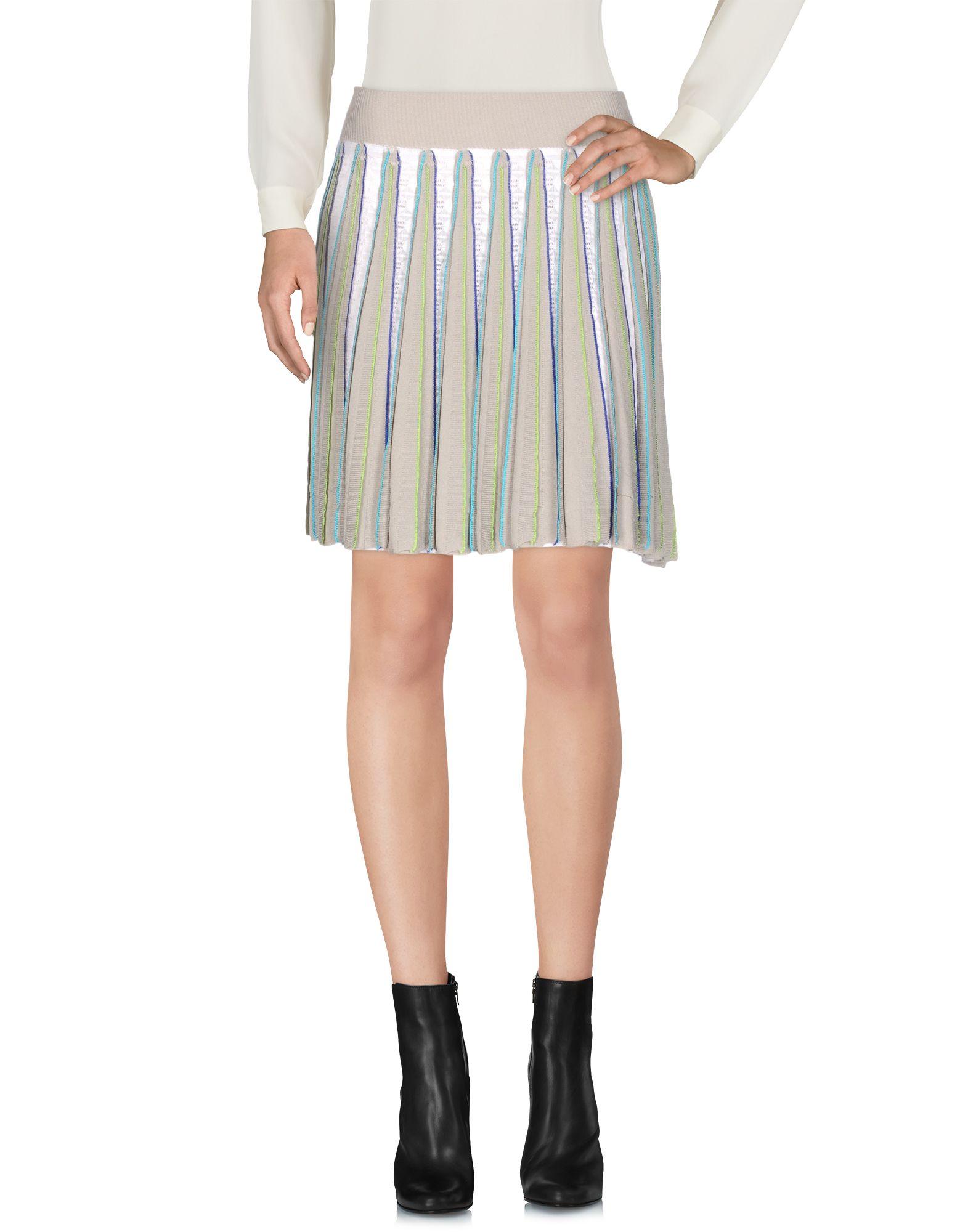 TRICOT CHIC Мини-юбка trendy striped bodycon midi dress