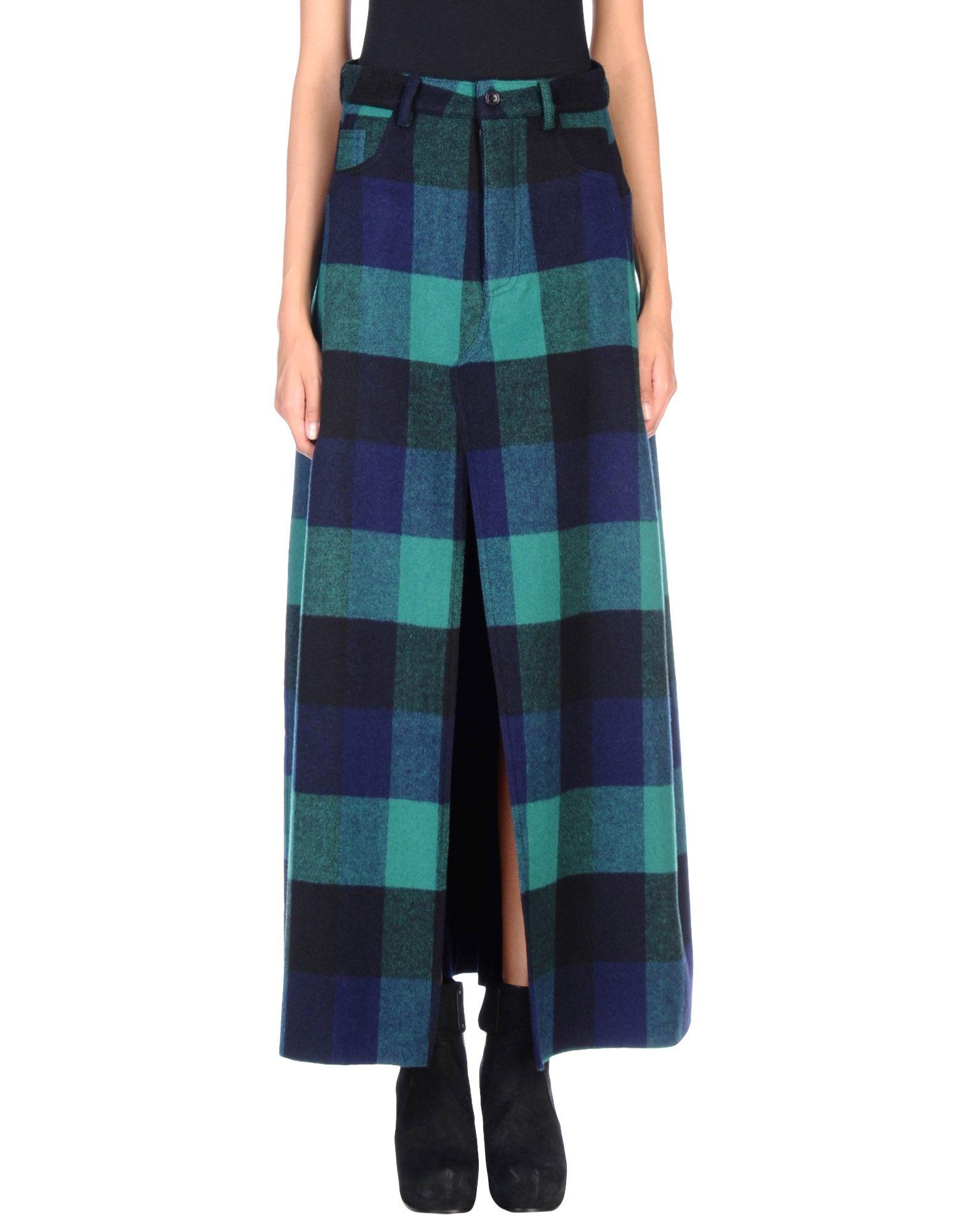 цена WEILI ZHENG Длинная юбка онлайн в 2017 году