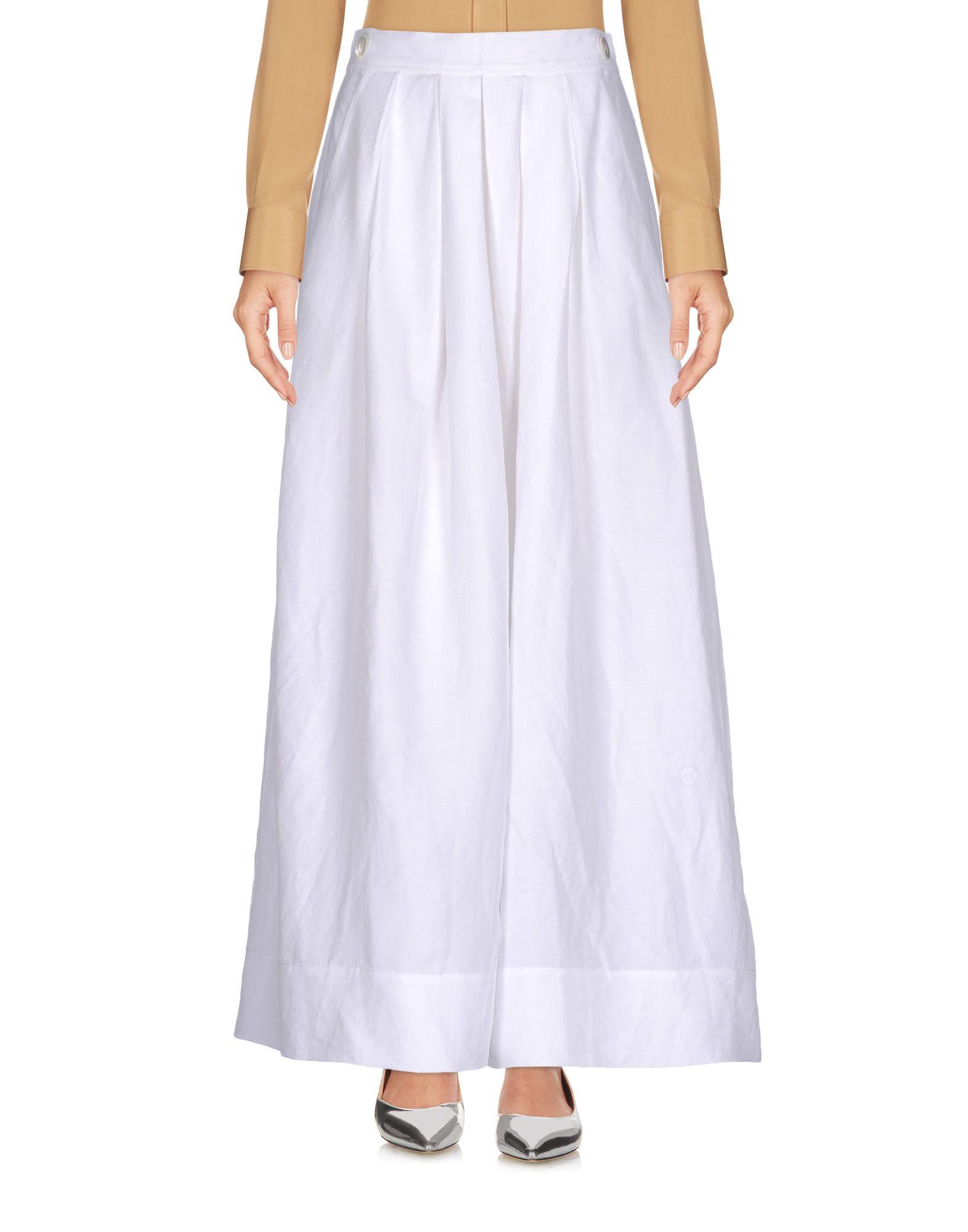MANTÙ Длинная юбка недорго, оригинальная цена