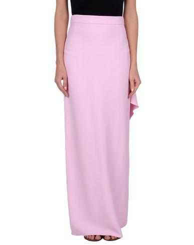 Купить Длинная юбка розового цвета