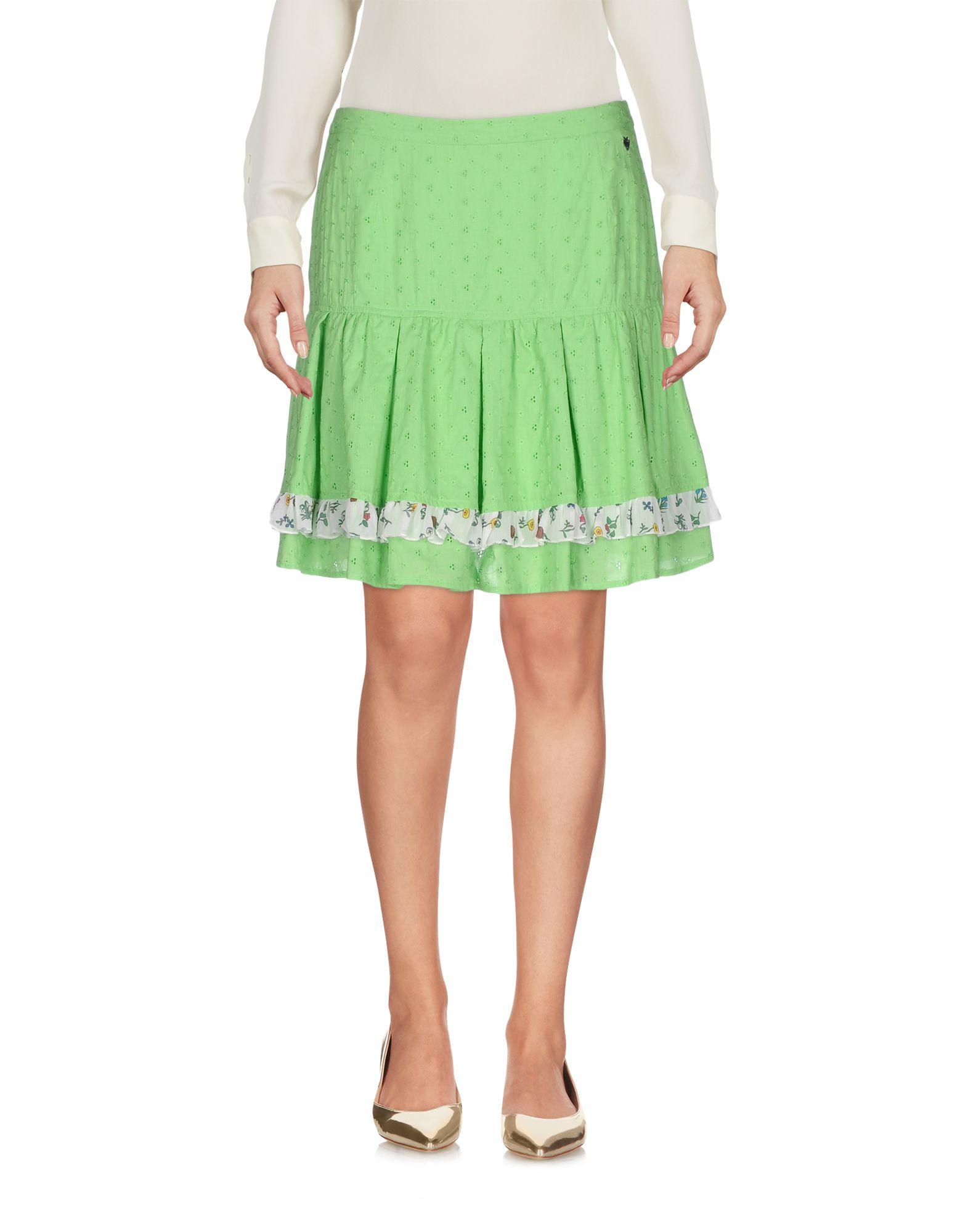 BLUGIRL FOLIES Mini skirts