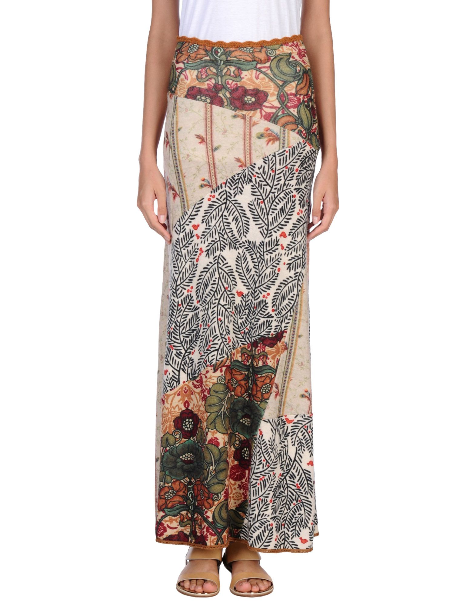 цена NOLITA Длинная юбка онлайн в 2017 году