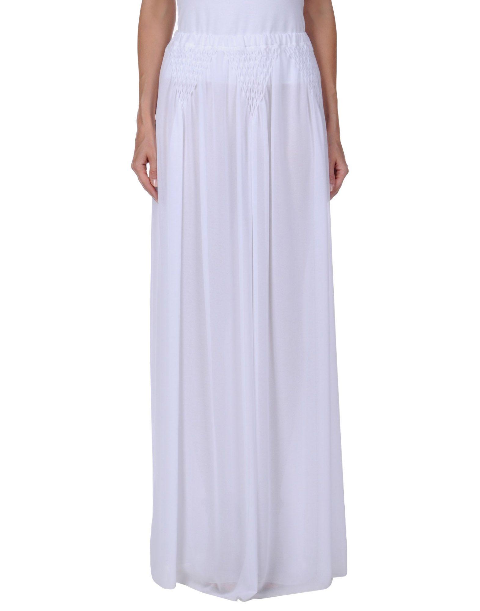 BLUGIRL BLUMARINE Длинная юбка юбка длинная с кружевом blumarine юбка длинная с кружевом