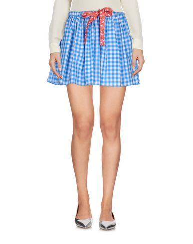 Купить Мини-юбка лазурного цвета